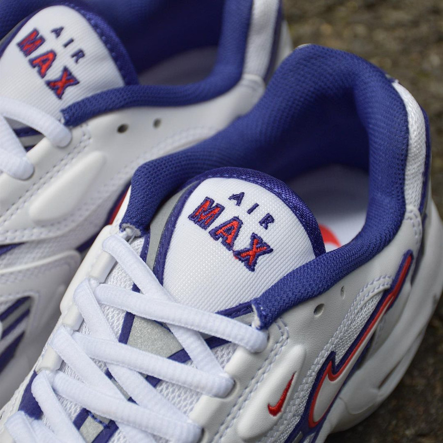 Nike Air Max 96 2 blanche violette et rose (1)
