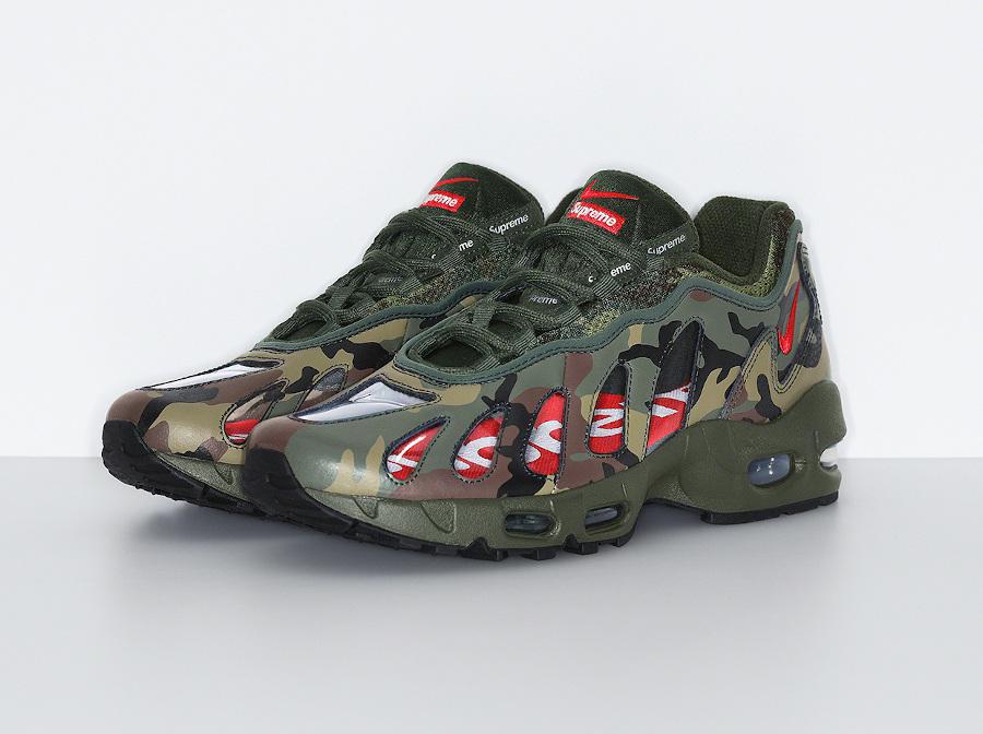Nike Air Max 96 Dark Olive Camo CV7652-300 (1)