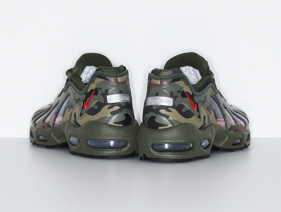Nike Air Max 96 Dark Olive Camo CV7652-300 (2)