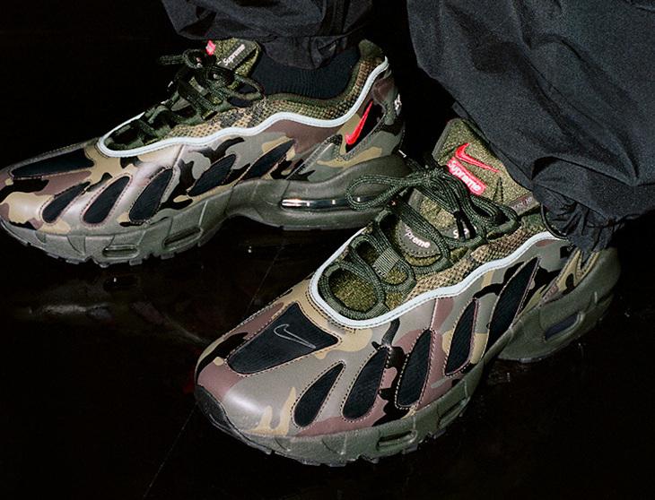 Nike Air Max 96 Dark Olive Camo CV7652-300 (3)