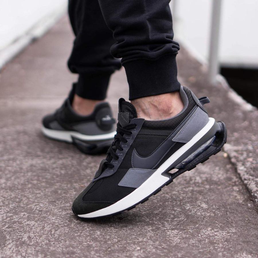 Nike Air Max Pre Day noire et grise (4)