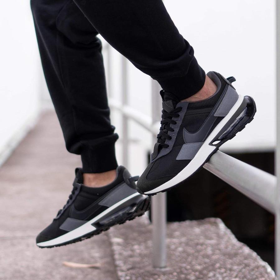 Nike Air Max Pre Day noire et grise (5)
