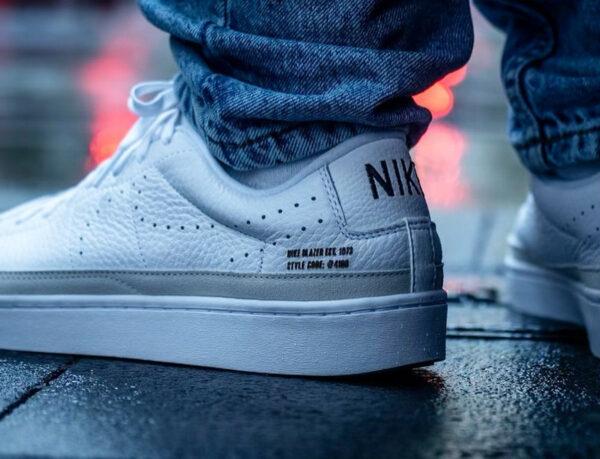 Nike Blazer Low X White Gum Style Code #4100 DA2045-100