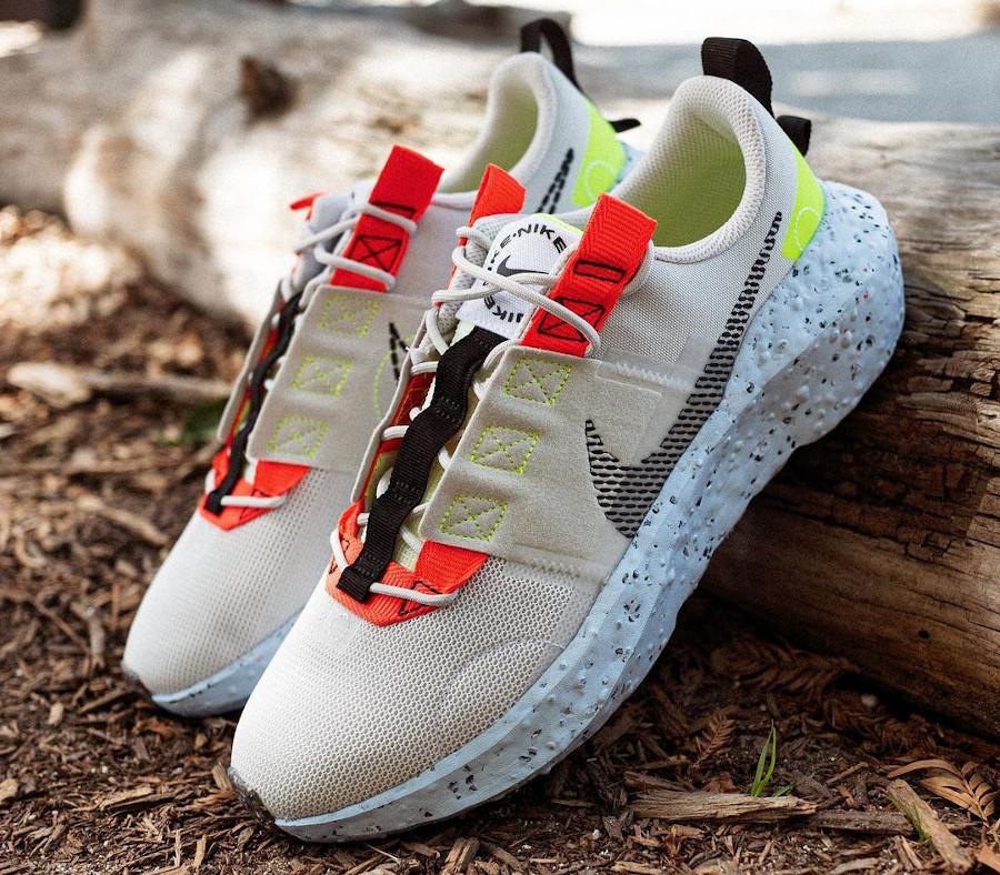 Nike Crater Impact Light Bone pas cher