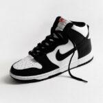 Nike Dunk High 'Panda' Black White 2021