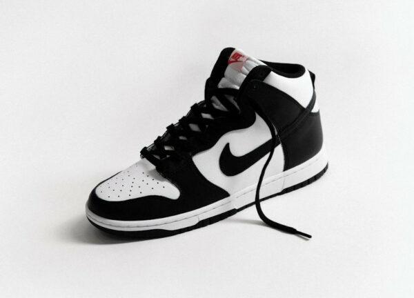 Nike Dunk High Retro Panda Black White 2021 DD1399-103