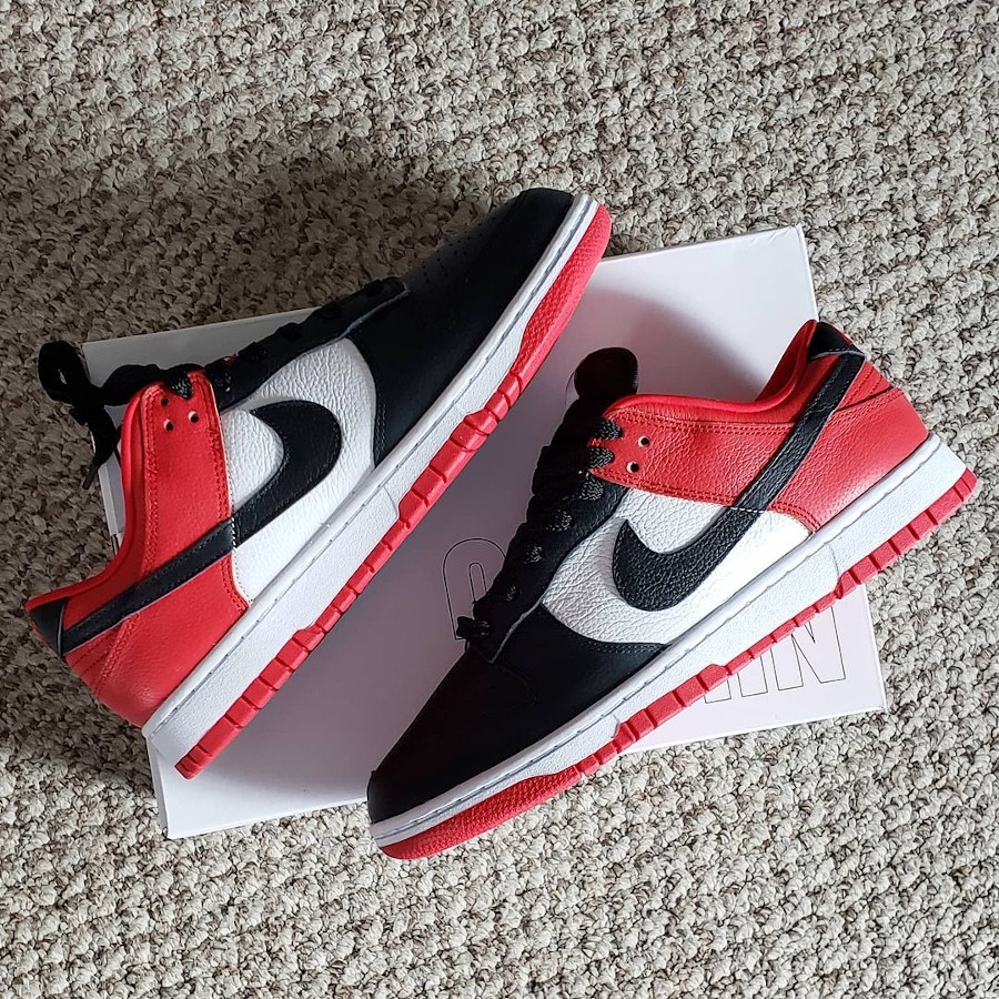 Nike Dunk Low By You Chicago deadstockempire