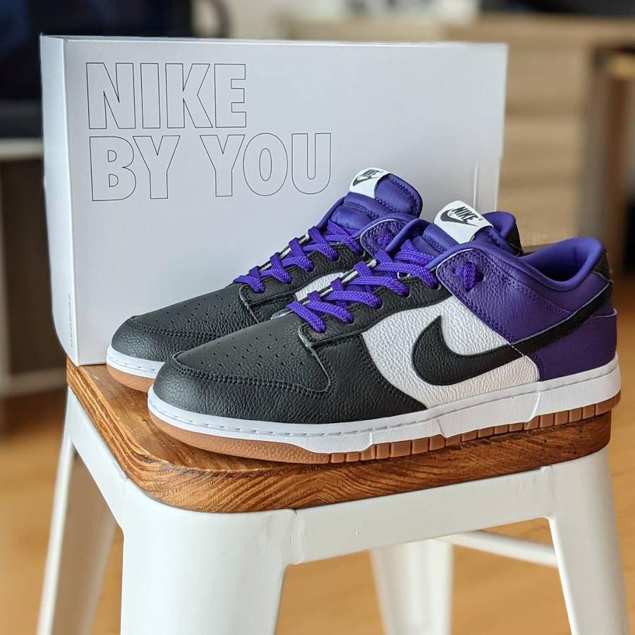 Nike Dunk Low By You Court Purple shigekix501
