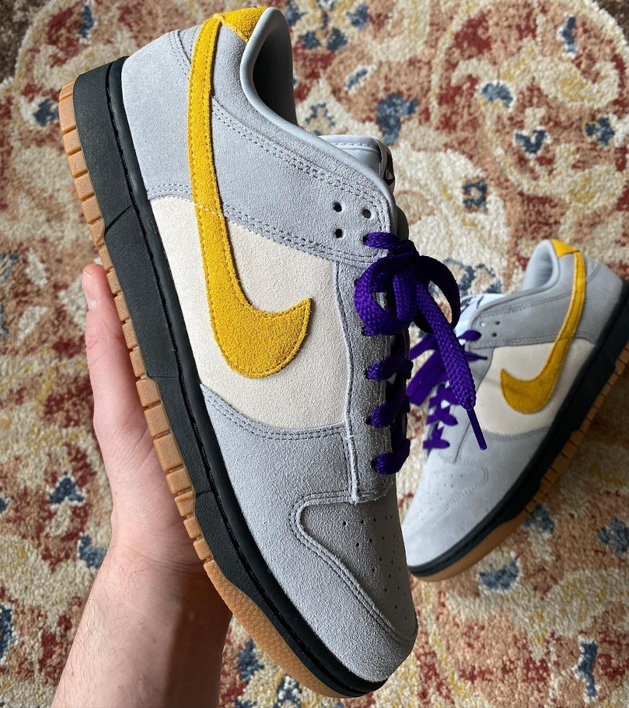 Nike Dunk Low By You Homer rugrunner44