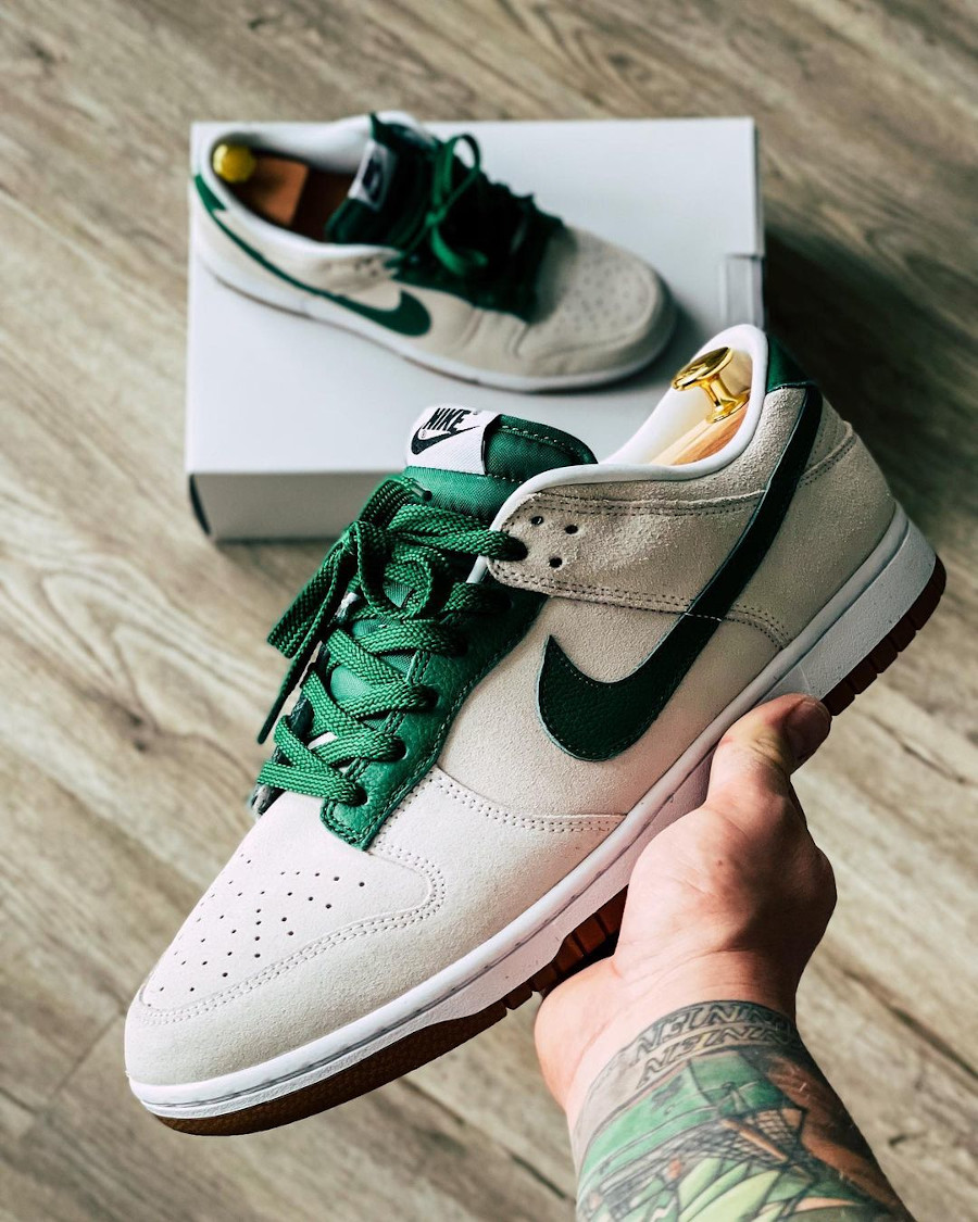Nike Dunk Low By You Matchday franky_bremen