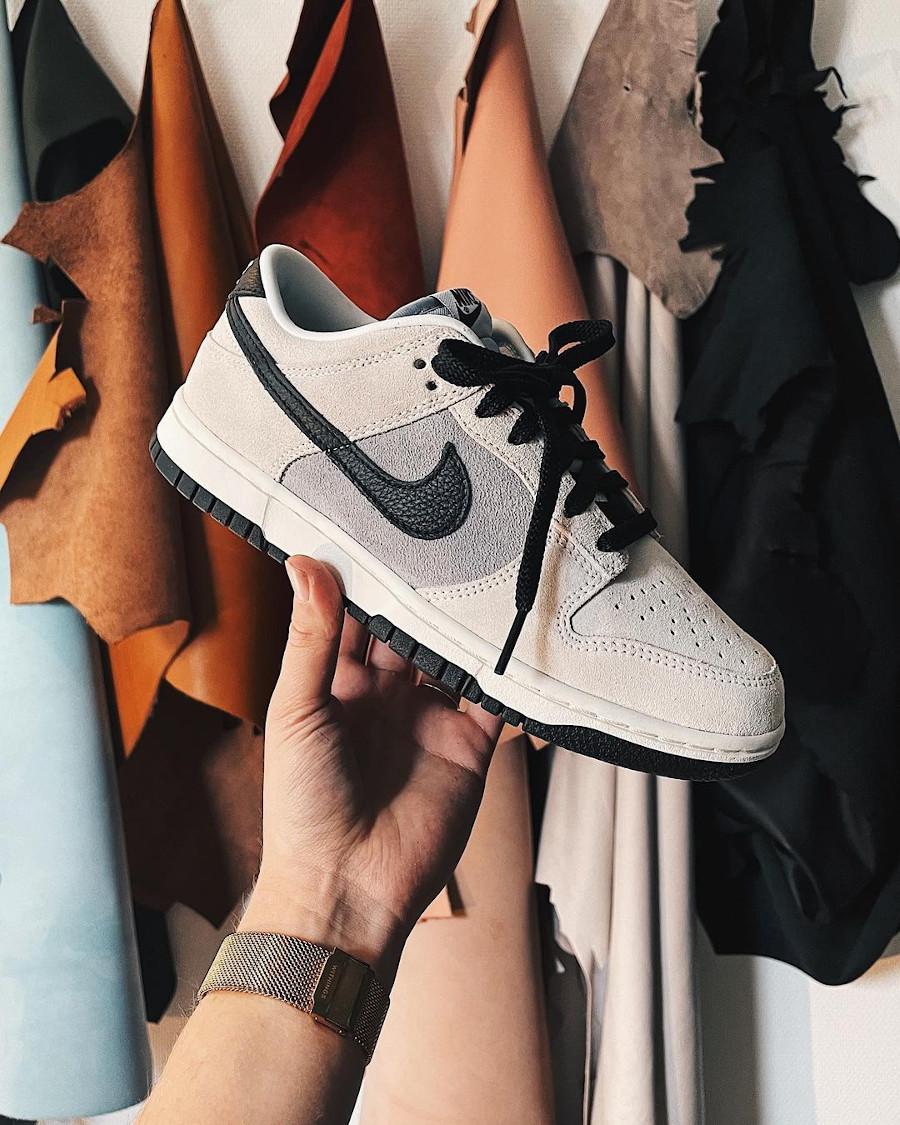 Nike Dunk Low By You White Black linsayvdlinde