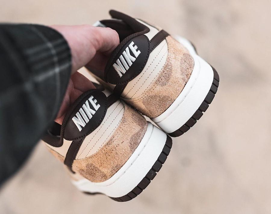 Nike Dunk Low Premium imprimé guépard et girafe (1)