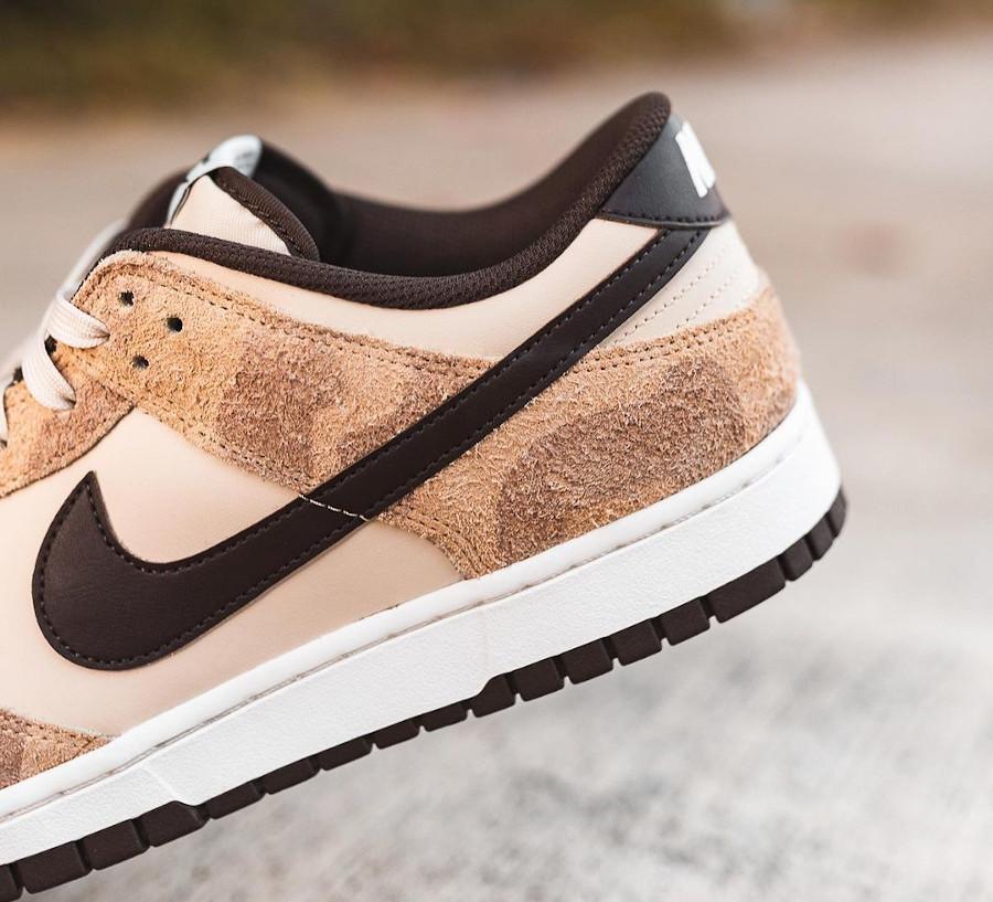 Nike Dunk Low Premium imprimé guépard et girafe (3)
