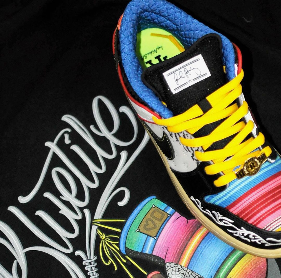 Nike Dunk Low Pro SB What The Multicolor 2021 (2)
