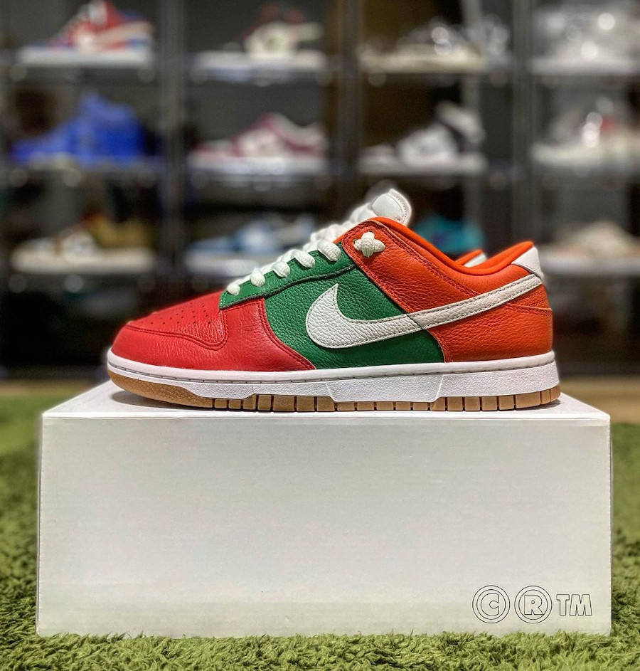 Nike Dunk Low by you 7 Eleven itchi__co