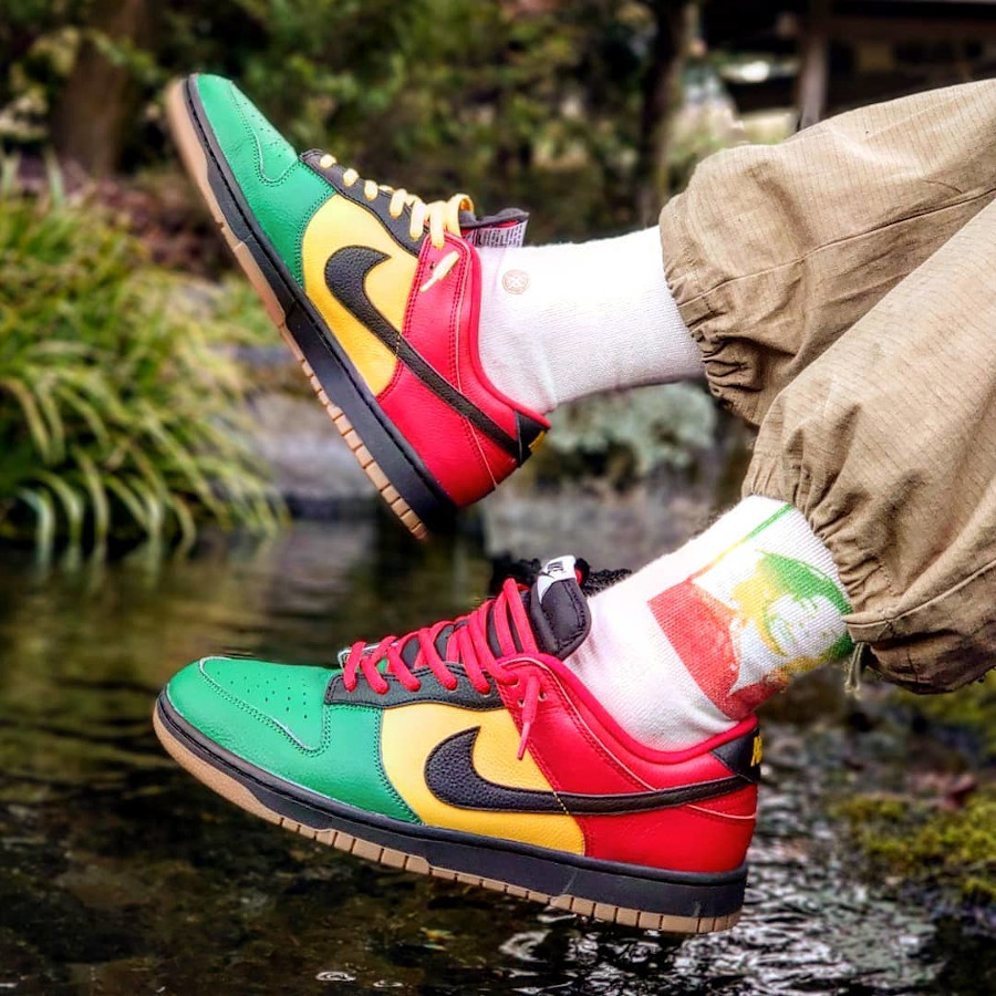 Nike Dunk Low by you Africa msr217