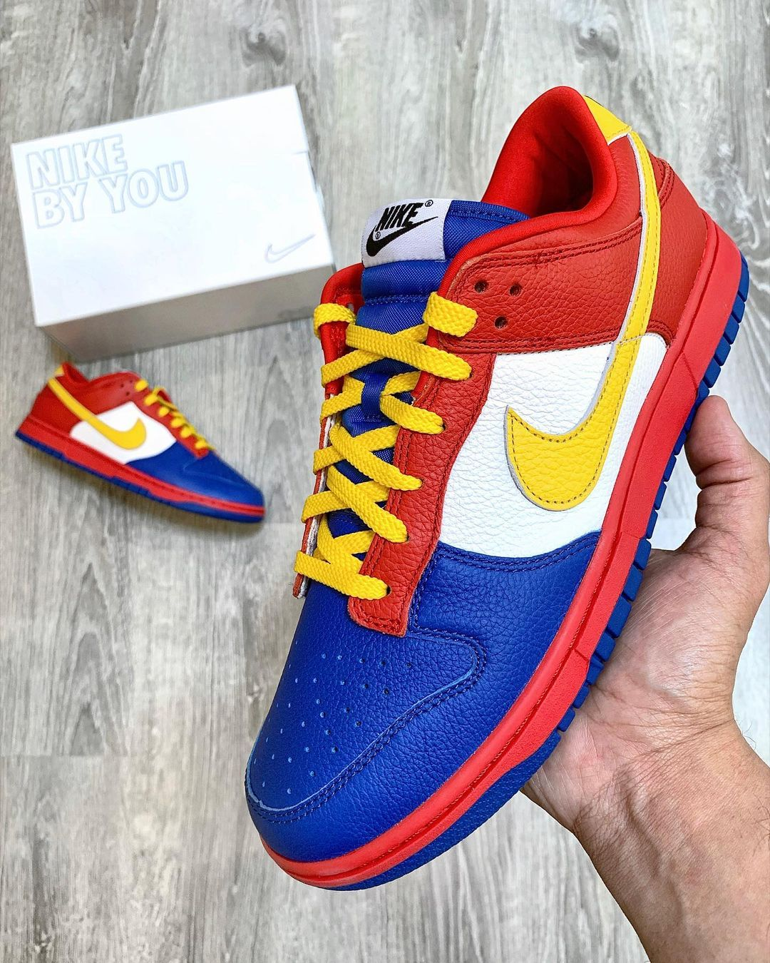 Nike Dunk Low by you Philippine pinoymikee