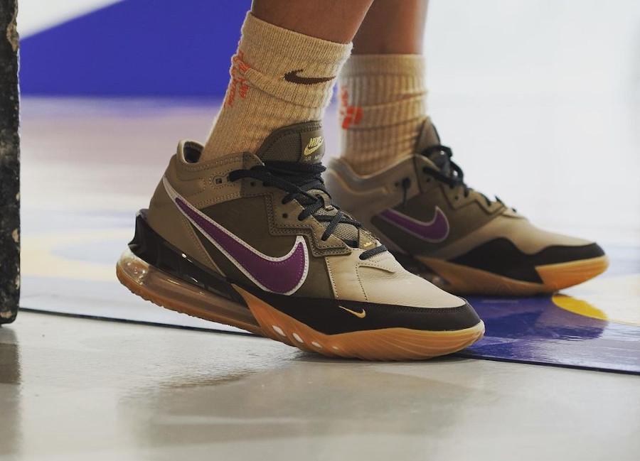Nike Lebron 18 Low NRG x Atmos Viotech Air Max 1 cw3153 200