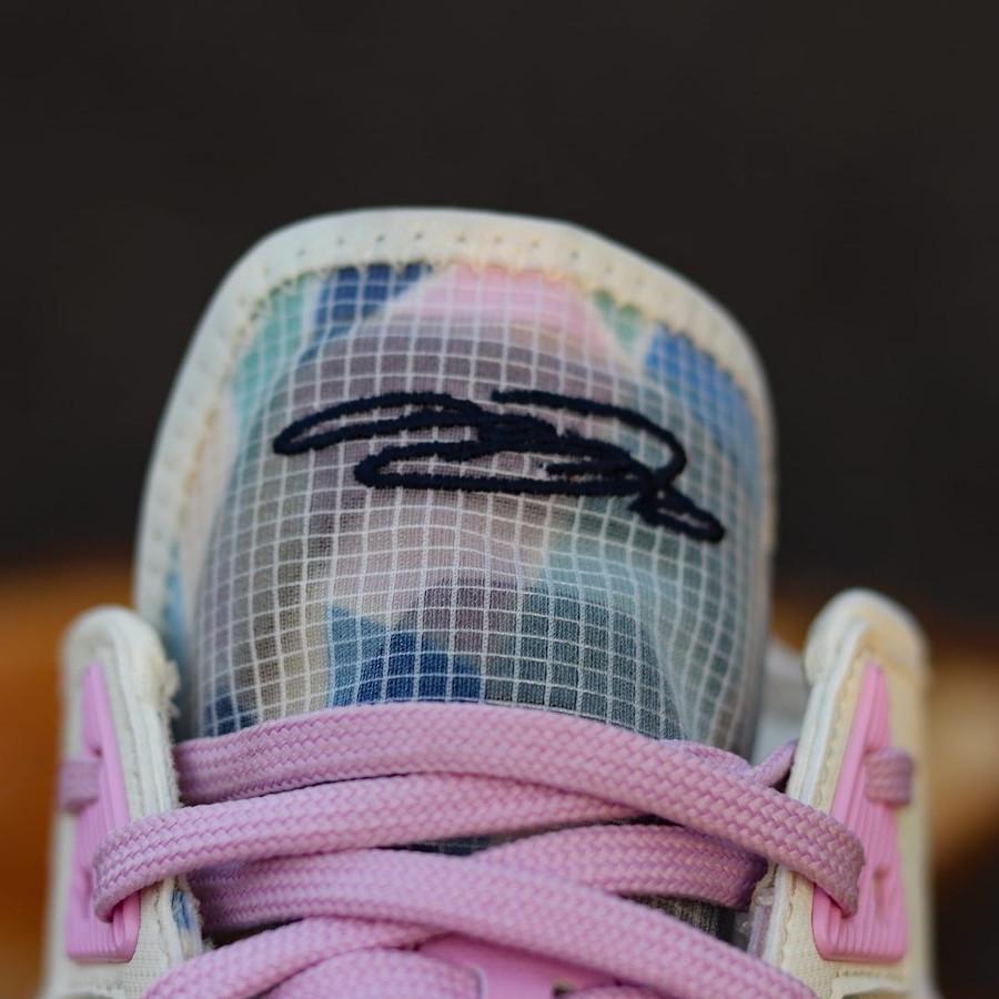 Nike Lebron 18 Low fleurs de cerisier (1)
