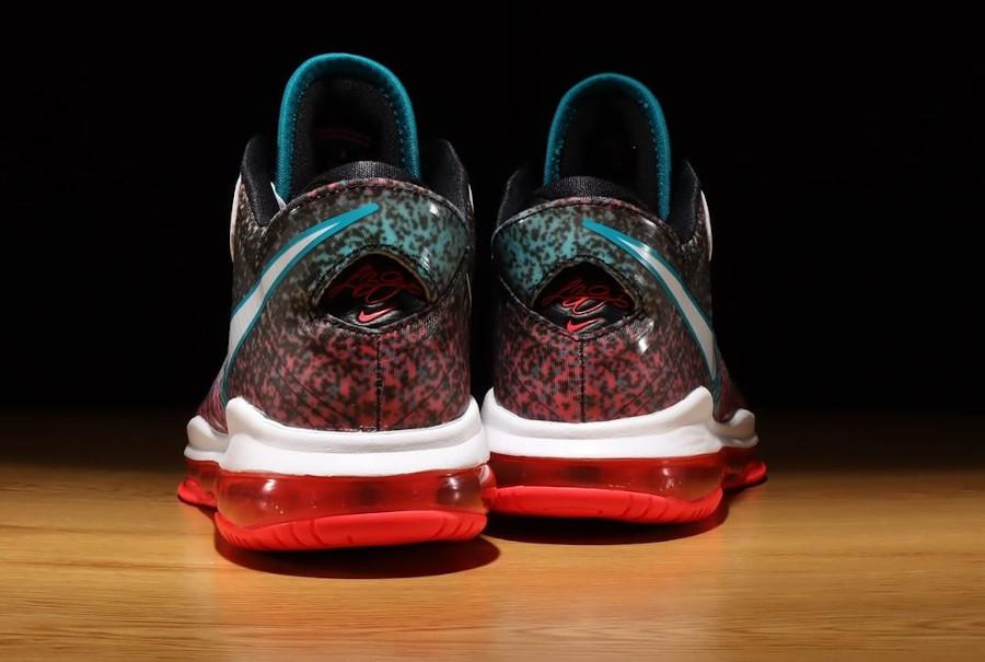 Nike Lebron VIII Low Miami Vice (1)