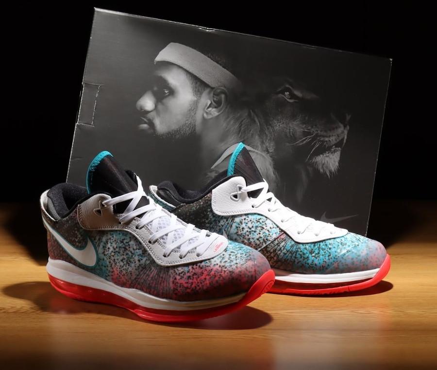 Nike Lebron VIII Low Miami Vice (3)