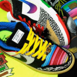 Nike Dunk Low Pro SB What The Paul (P-Rod)