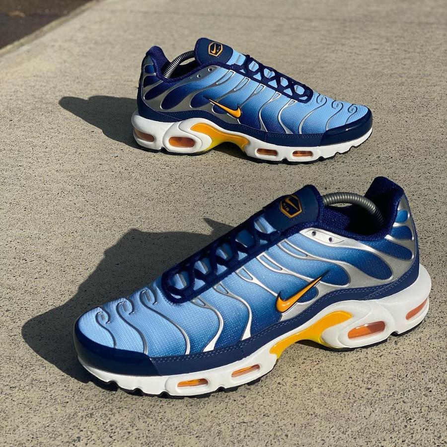 Nike Tuned 1 Blue Void 2021 (2)