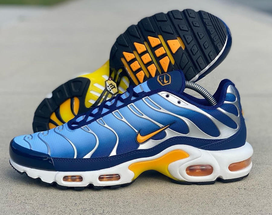 Nike Tuned 1 Blue Void 2021 (4)