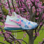 Atmos Tokyo x Nike Lebron XVIII Low 'Sakura' Cherry Blossom