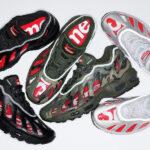 Supreme x Nike Air Max 96 'Black, Silver Bullet & Camo'