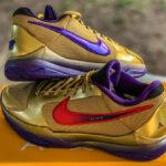 UNDFTD x Nike Kobe V Protro 'Hall of Fame'