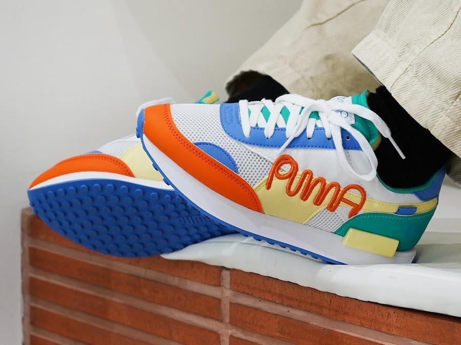 Sam Cox x Puma Future Rider on feet (3)