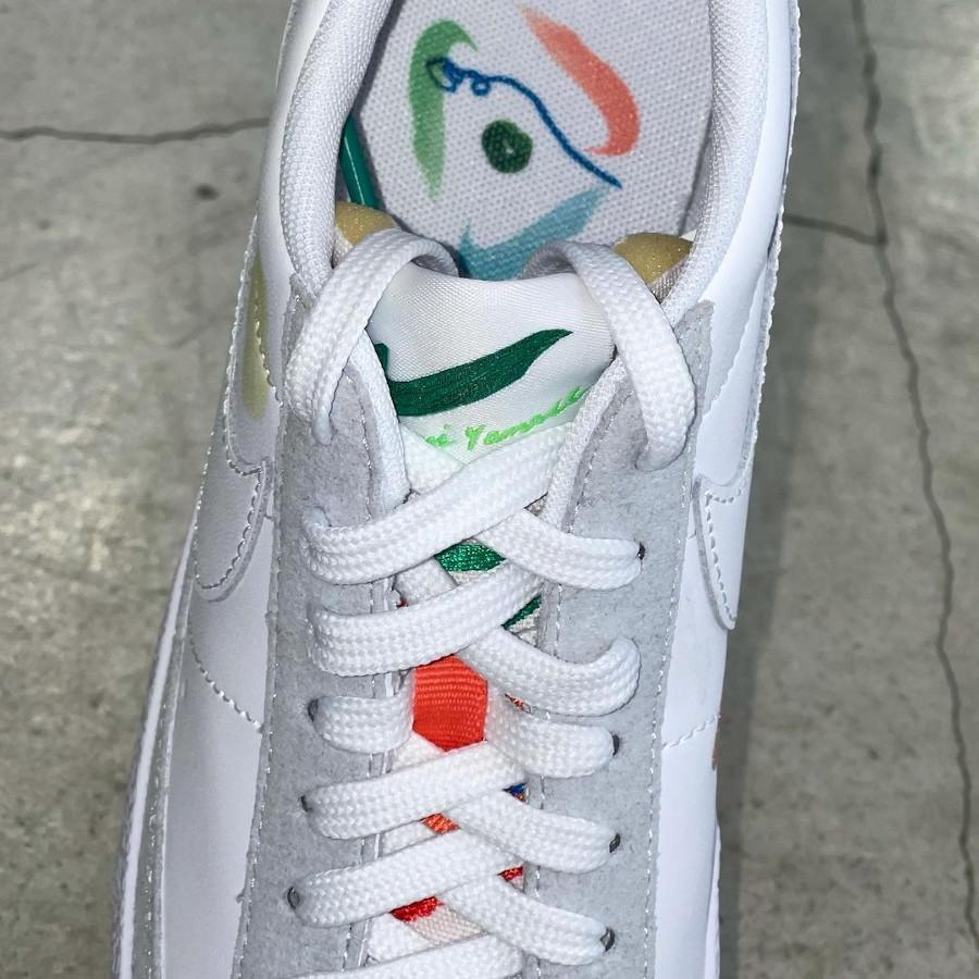zmzm mayu x Nike Blazer Low 77 blanche (3)