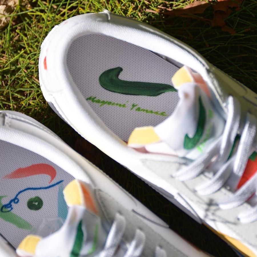 zmzm mayu x Nike Blazer Low 77 blanche (6)