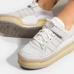 Adidas Triple Platforum Low 'Dirty Cream' Crystal White