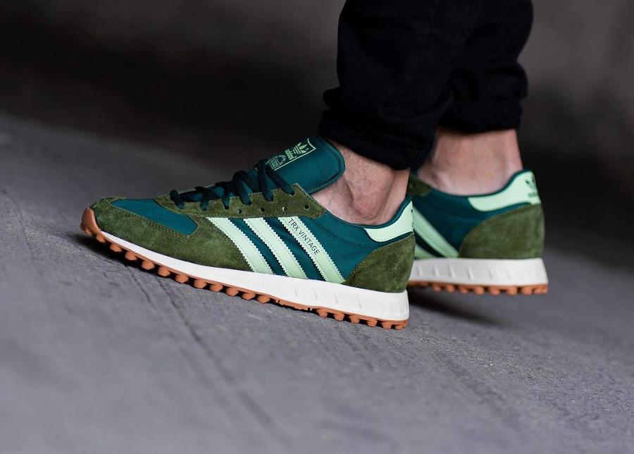 Adidas TRX Vintage 2021 Green Olive Gum H02094