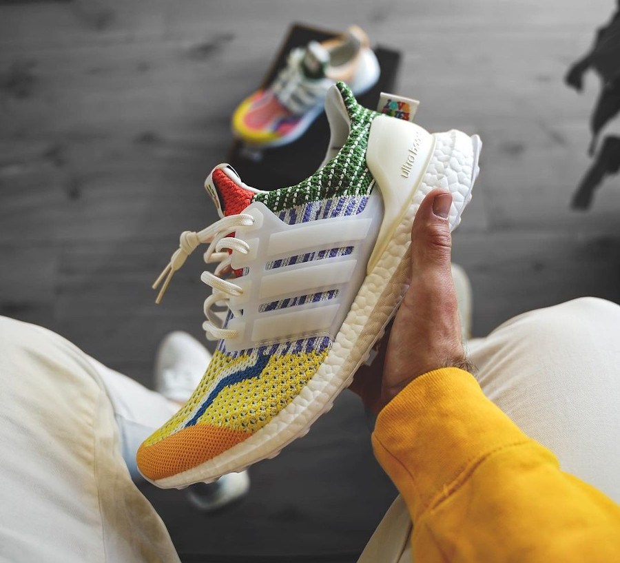 Adidas Ultra Boost Gay Pride 2021