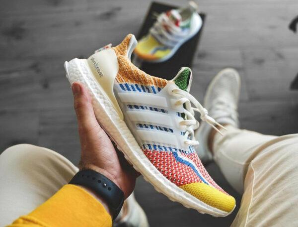 Adidas UltraBoost 5.0 DNA Pride Love Unites 2021 GW5125