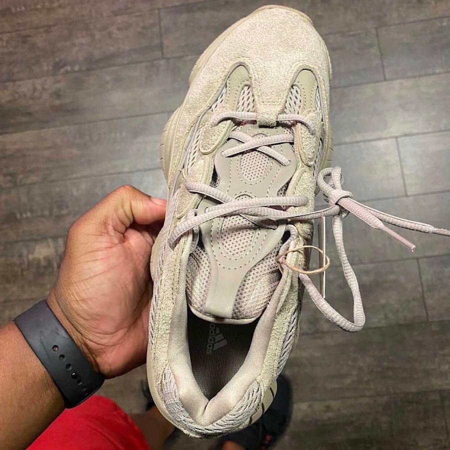 Adidas Yezzi 500 Desert Rat beige (1)