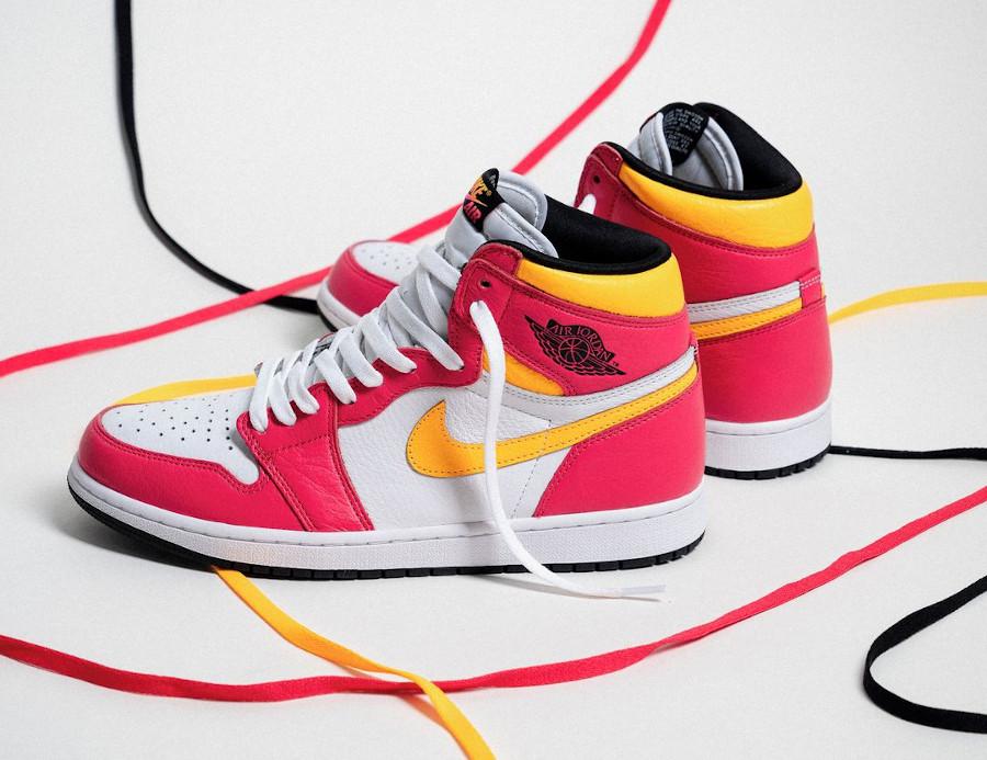 Air Jordan One Hi McDonalds (2)