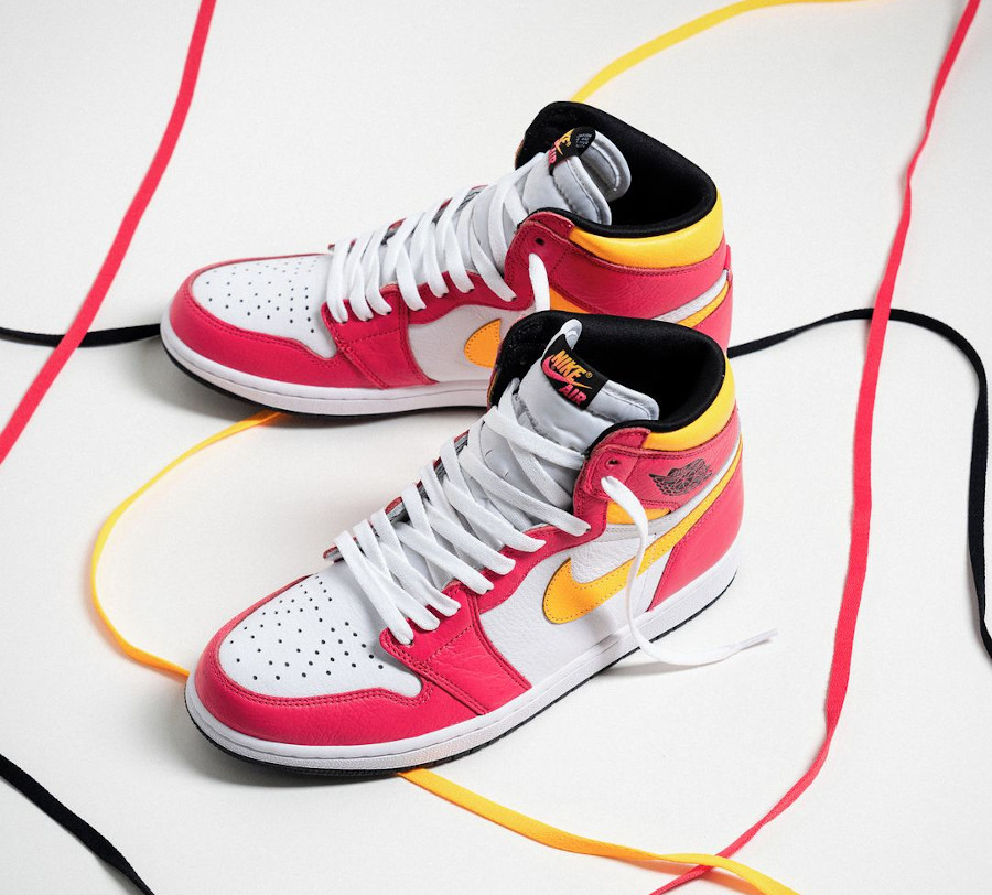 Air Jordan One Hi McDonalds (3)