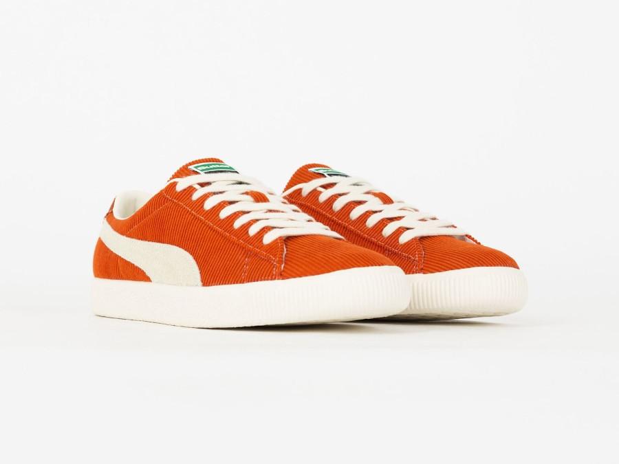 Butter Goods x Puma Basket Orange