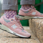 New Balance 991 Shy Pink (made in England)