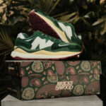 Bricks and Wood x New Balance 57/40 'From South Central With Love'