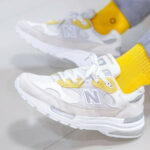 Paperboy Paris x New Balance 992 Fried Egg (made in USA)