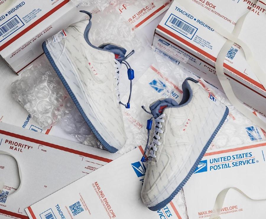 Nike AF1 Experimental N354 US Mail (1)