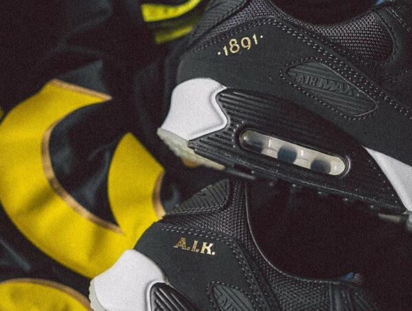 Nike AM90 PRM CXXX AIK Fotboll 130TH DJ4602-001 (couv)