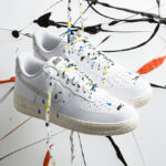 Nike Air Force 1 Low '07 LV8 Paint Splatter White
