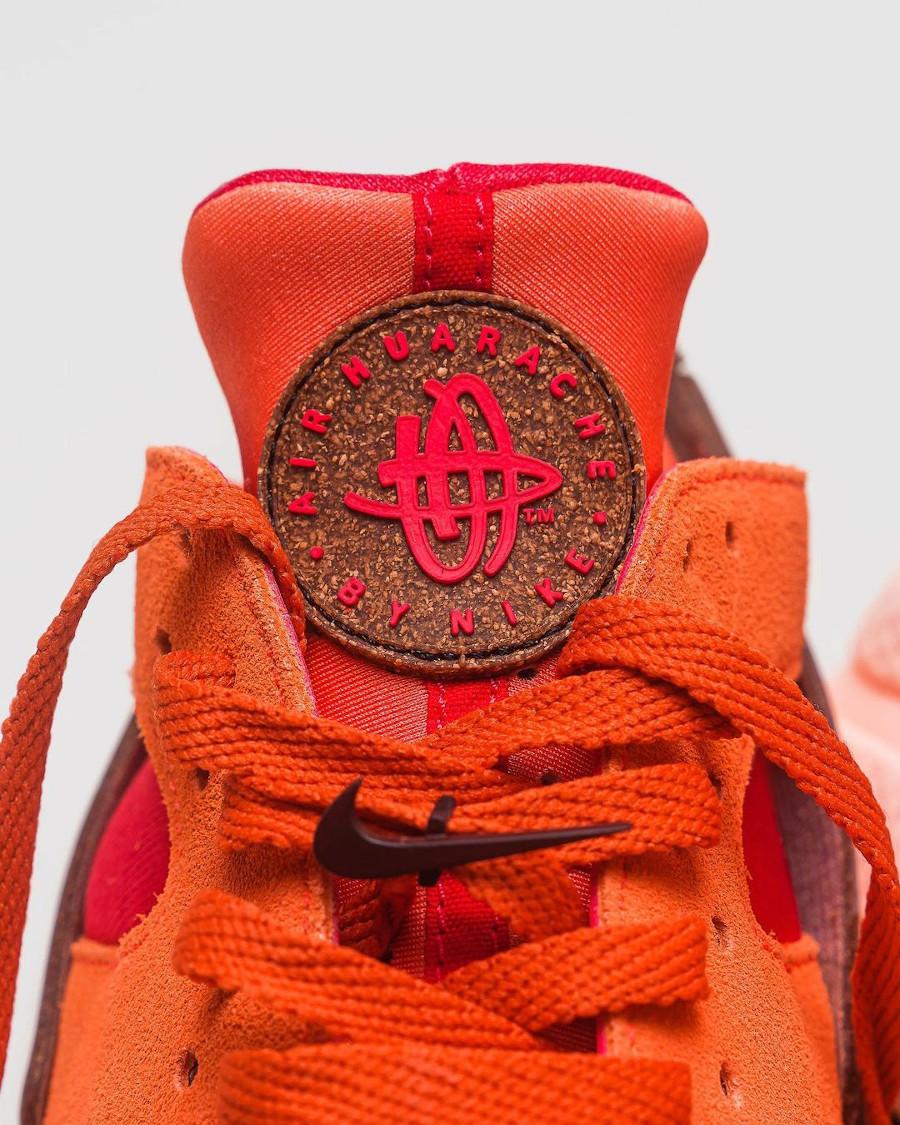 Nike Air Huarache 2021 Chile Red (3)