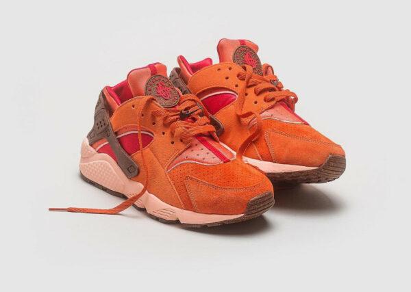 Nike Air Huarache NH Earthscape Turf Orange DM6238 800